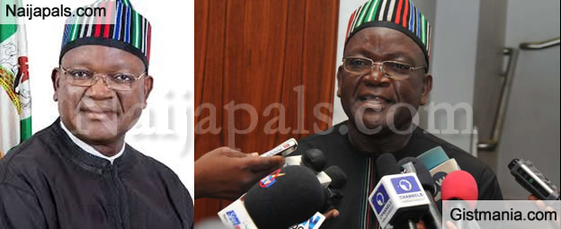 Benue Governorship Result: Ortom Leading With 7, 774 Votes