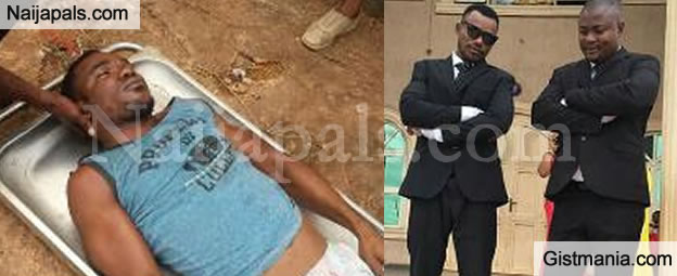 SAD! Man Dies In His Sleep, Just After Serving As Best Man At His Friend's Wedding -Photos