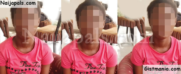 PHOTO: See How Much This 15-Year-Old Girl Was Given After She Was Raped In Lagos