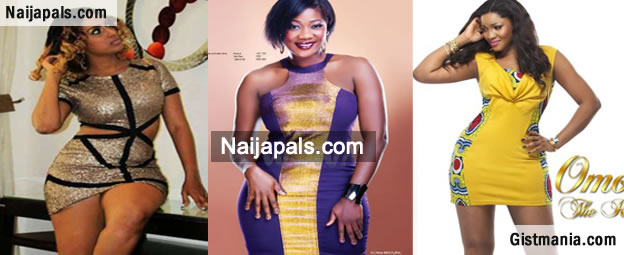 So Endowed! Check-out 16 Most Curvy Nollywood Actresses [Photos]