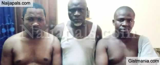 3 Islamic Clerics Arrested By Police For Fraud, Rape In Abeokuta, Ogun State