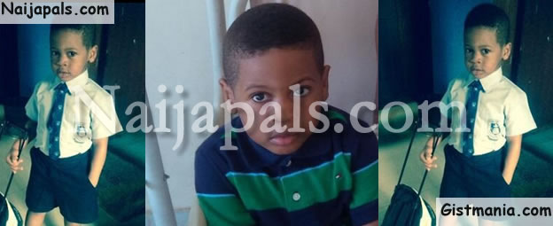 TRAGIC! See 4-Year-Old, Jesse Ajane Who Was  Was One Of The Victim Of The Air Force That Crashed