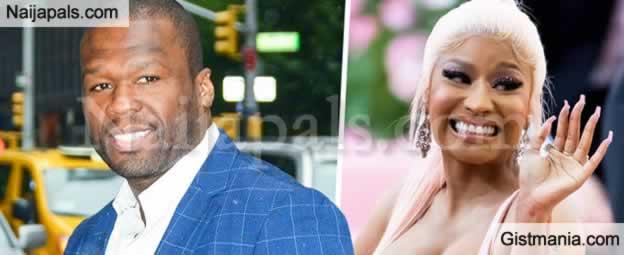 50 Cent Replies On Nicki Minaj's Decision to Retire From Music