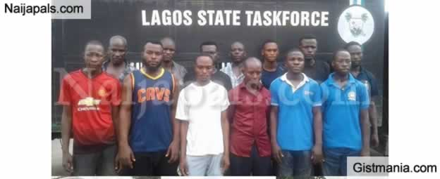 13 Workers Of 7-UP Dragged To Court For Assaulting LASTMA Officials