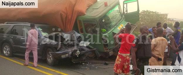 17 People Die In a Car Crash In Kwara State