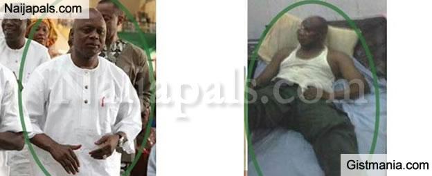 Photos: Adams Oshiomhole's deputy escapes assassination