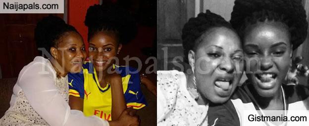 Meet Adunola, The Beautiful Daughter To Late Actress Moji Olaiya (PHOTOS)