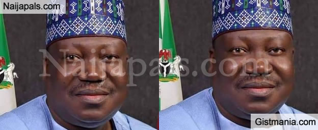 """I Am Poor Too, My Salary Is Just N750,000"" - Senate President, Dr. Ahmad Lawan"
