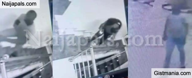 Port-Harcourt Hotel Killing: Another Lady Killed In A Hotel, CCTV Captures Killer (VIDEO)