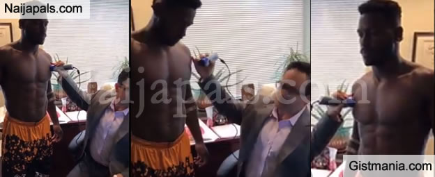 Video Emerges Of NFL Player, Antonio Brown Farting In Doctor's Face During A Consultation (WATCH)