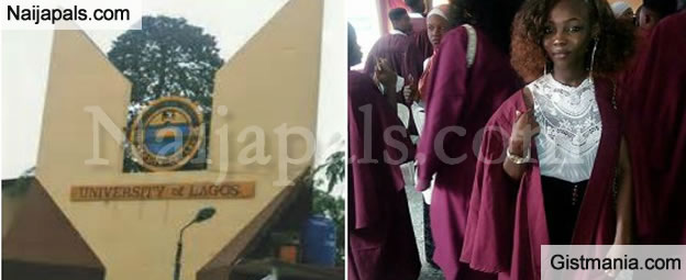 PHOTOS: 100 Level Female UNILAG Student, Ariyibi Ayomide Commits Suicide After Being Disgraced By Room Mates