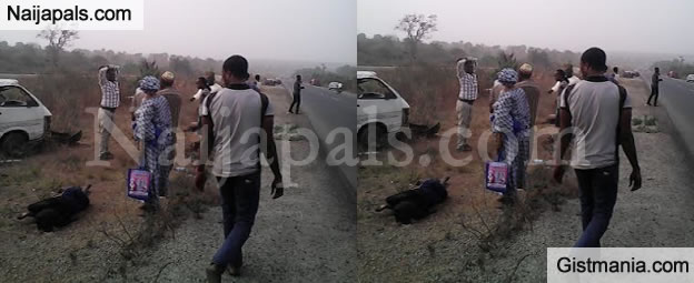 SHOCKING NEWS: Seven Confirmed Dead In Bauchi Auto Crash Today!