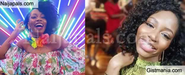 BBNaija: Evicted BBNaija Housemate, Kaffi Opens Up On Tacha's Body Odour (Video)