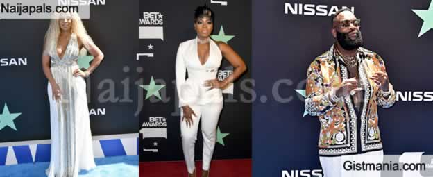 Exclusive Celebrities Photos At The BET 2019 Awards