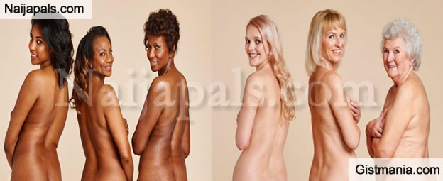 PHOTOS: Three Generations Of Two Families Strip Off To Compare Their Bums (18+)