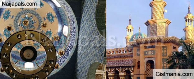 Photos Of Bashir Uthman Tofa Mosque, The Most Beautiful Mosque In Nigeria