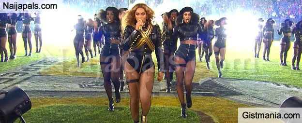 Photos From Beyonce's Superbowl 50 Performance and Rehearsals