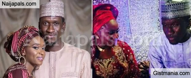 Hausa Woman, Maryam Sanda Who Stabbed Her Husband To Death Denies Stabbing Him & All Charges Dropped