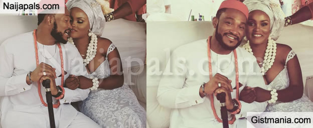 """""""Sometimes A Broken Heart Fixes Your Vision"""" – Actor, Blossom Chukwu Opens Up On Marital Crisis"""