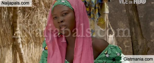 """I Can't Kill My Child"" - 16-year-old Zainab Isah, Impregnated While In Boko Haram Captivity Speaks"