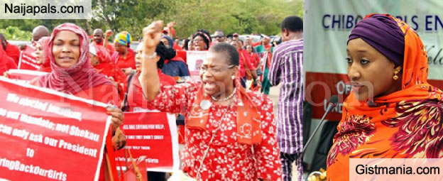 I Don't Need Permission From You To Help Chibok Girls - Pres. Buhari's Daughter Replies BBOG