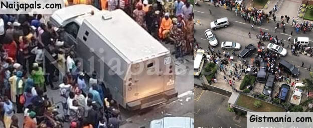 TINUBU'S BULLION VAN! EFCC Requests Petitions Following Call To Investigate Buhari's Ally