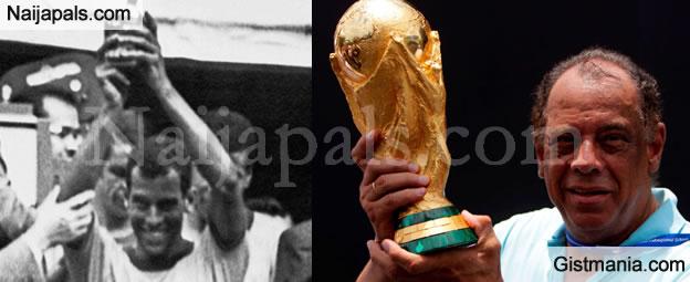 SAD: Brazilian Football Legend Carlos Alberto Dies After Heart Attack At 72