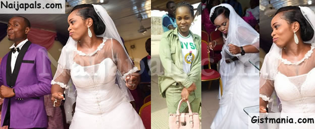 Eight Months After Her Wedding, Corps Member, Chidinma Stella Oyebisi Dies Minutes After Welcoming Baby Girl (Photos)
