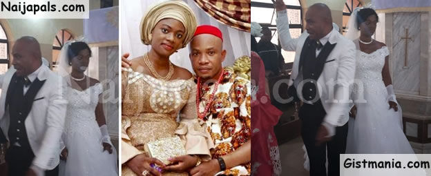 Lady, Chizoba Favour Chinedu Mourns Her Late Husband Who Passed On Months After They Wedded