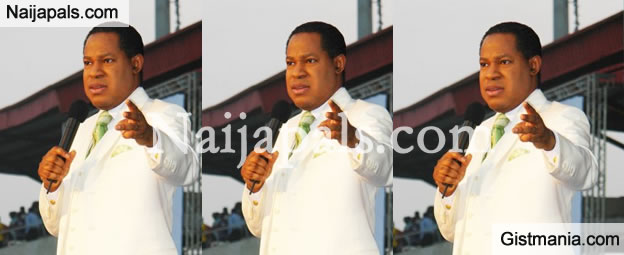 Chris Oyakhilome Under Investigation In South Africa for 'Commercialization Of Religion'