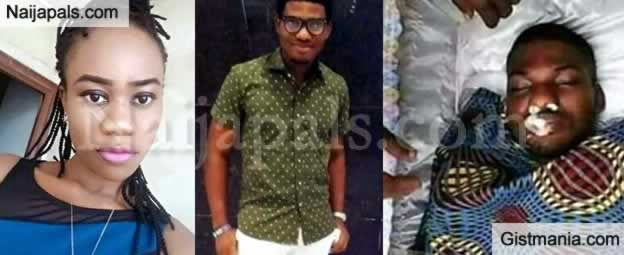 LOSER! KENPOLY Graduate, Chucks Brown Paul Commits Suicide Because His Girlfriend Dumped Him