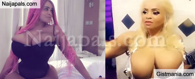 Cossy Ojiakor Drags 3 Stingy Guys Lying About Sleeping With Her After Allowing Them To Play With Her