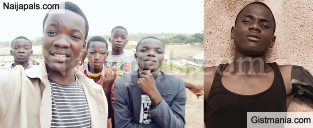 "Meet ""The Critics"", The Young Nigerian Filmmakers Who Shoot Sci-fi Movies With Smartphones - PICS/VID"
