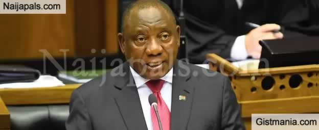 Xenophobia: SA President, Cyril Ramaphosa Sends Special Envoy To President Buhari And Others