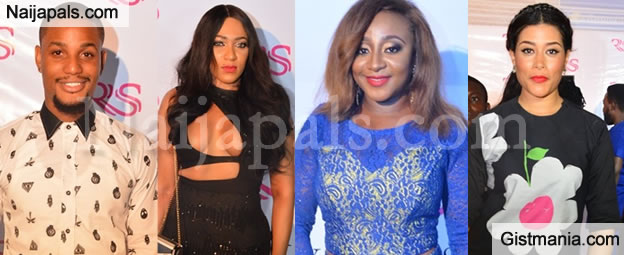 Official Photos From The Premiere Of Rukky Sanda's Movie 'Dark'