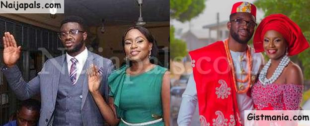 Super Eagles Goalkeeper, Daniel Akpeyi Weds Girlfriend, Pretty Emmanuella In Lagos (Photos)