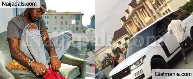 24 Years Old Davido Just Bought Himself An Entire Estate In Lekki, Lagos - Photos