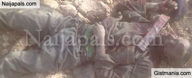 Soldiers Ambush Boko Haram / Fulani Herdsmen In Kaduna and Zamfara State (Photos)
