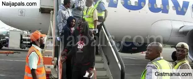 23 Nigerians Deported From Spain For Committing Various Offences - Gistmania