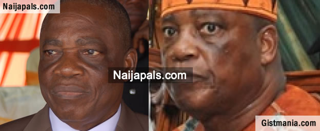 Breaking News: Ondo Deputy Governor Ali Olanusi, Has Just Been Impeached