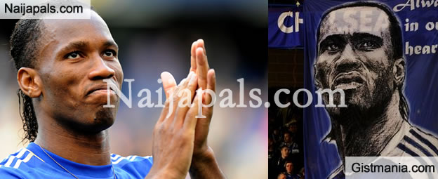 Mouses Dance When The Cats Aren't There - Drogba Makes Fun Of Arsenal After Chelsea Loss