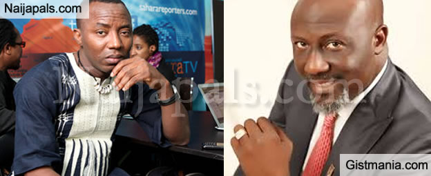 If Exposing Dino Melaye's Certificates Will Take My Life, SO BE IT - Publisher Of Sahara Reporters, Sowore