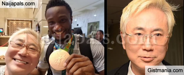 Japanese Doctor Blasts Nigerian Sports Minister & NFF For Doubting The Source Of His Cash Gifts