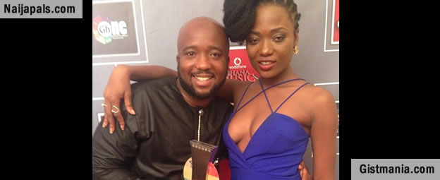 Ghanaian Star, EFYA Busts Another Check Revealing Outfit - Good Or Nah?