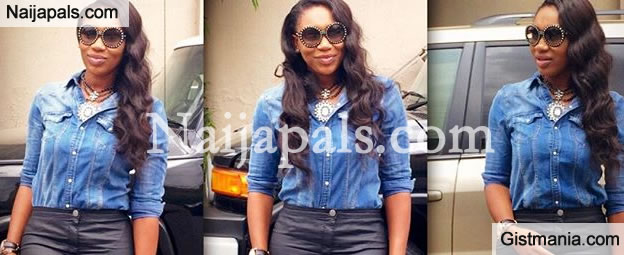 Mgbeke Levelz Or Classy? Checkout This Fashion Statement By Ebube Nwagbo