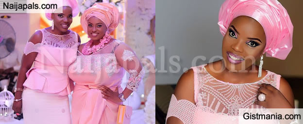 Checkout Actress Empress Njamah As She's Looking Extremely Gorgeous On Bright Pink Dress