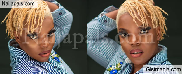 Actress Empress Njamah Shows Off Her New Look - PICTURES