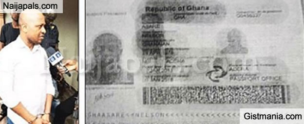 Billionaire Kidnapper, Evans Obtained Ghanaian Passport With False Name (Check It Out)