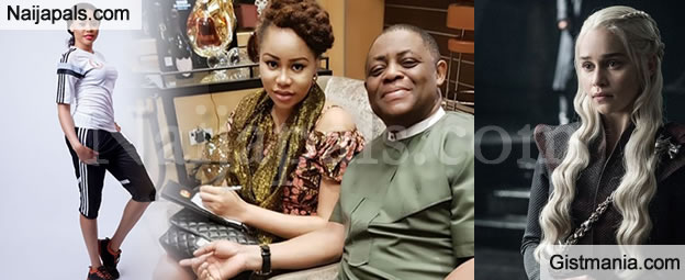 """My Husband Has Not Been The Same Since Daenarys Targareyan In Game Of Thrones Was Killed"" - FFK's Wife, Precious"