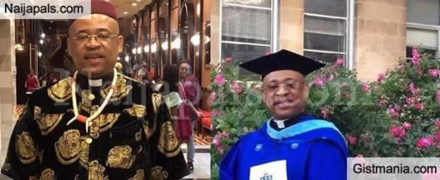 Nigerian Priest, Rev. Father Collins Ekpe Found Dead In His Hotel Room